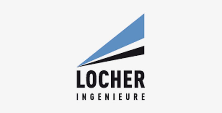 Internal Page: Locher Ingenieure AG – success was felt and measured.